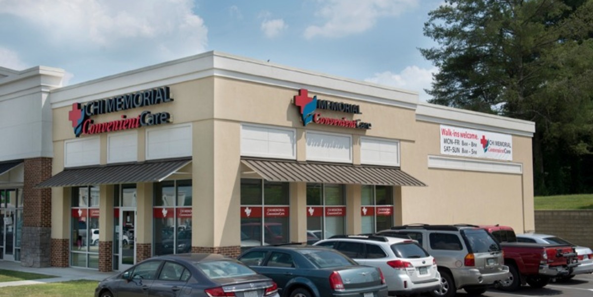 Chi Memorial Convenient Care Cleveland Chi Memorial Medical Group