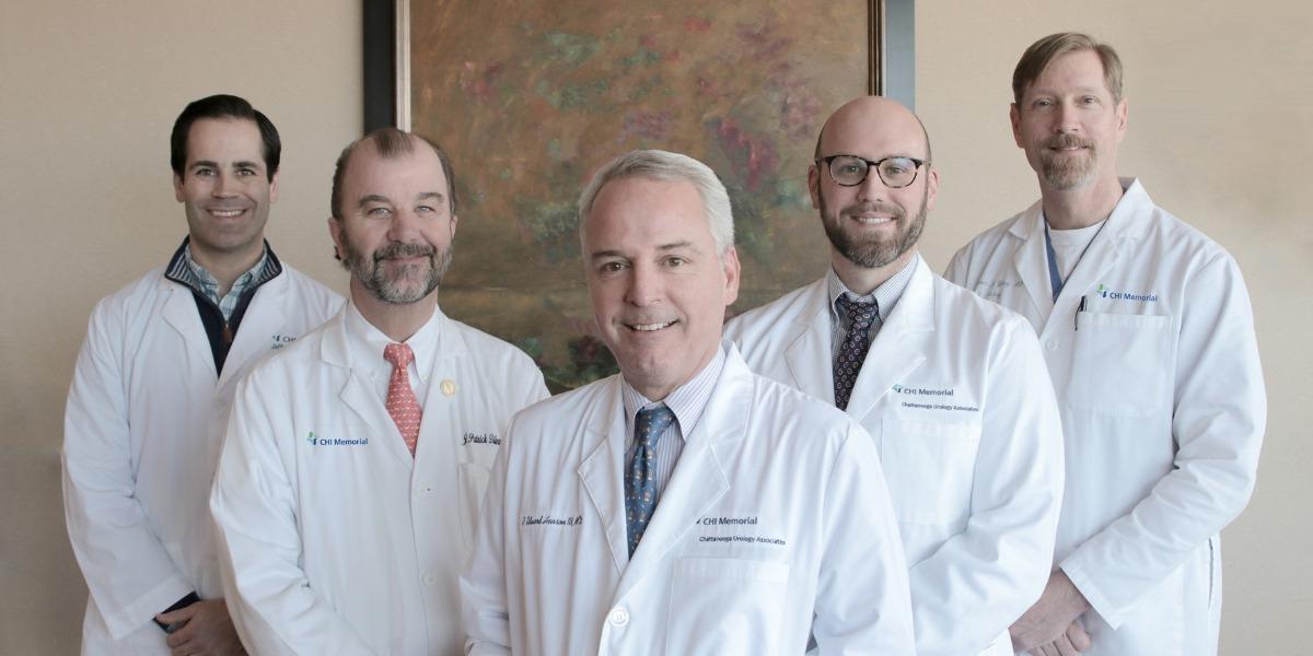 CHI Memorial Urology Associates | CHI Memorial Medical Group